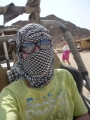 Moje maličkost ala beduín :D