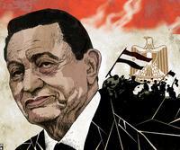 Mubarak v krizi
