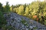 Kamenné moře, chráněná přírodní památka.