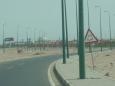 Cestou do Hurghady