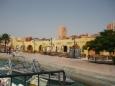 V hurghadském přístavu