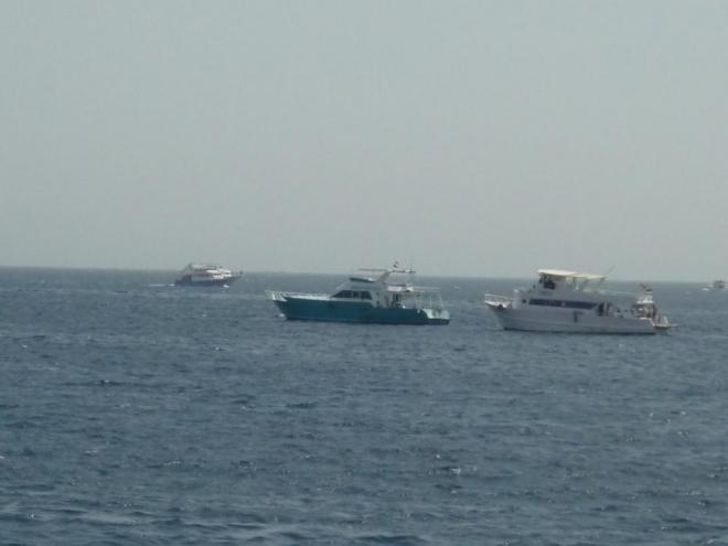 Lodě pro potápěče
