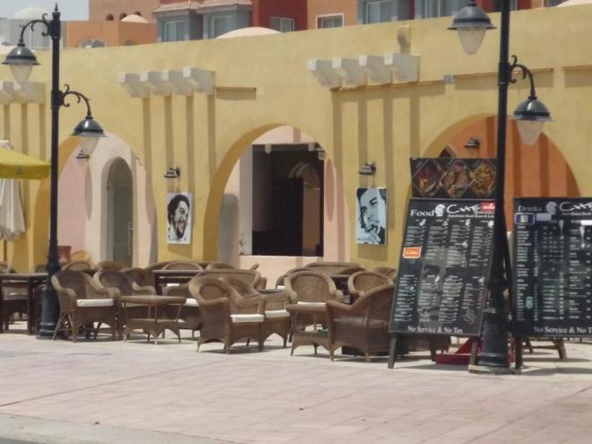 Restaurace zasvěcená Kubě