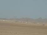 Při cestě do Luxoru