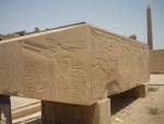 Jeden z obelisků královny Hatšepsut