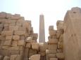 Opět obelisk královny Hatšepsut