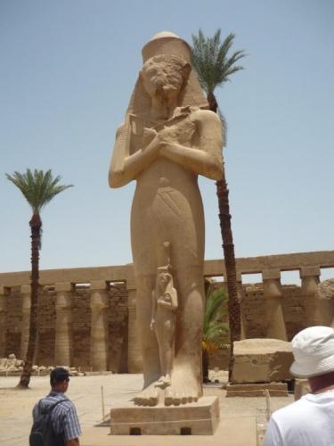 Socha Ramsese II.