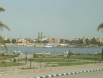 Plavba po řece Nil