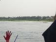 Úrodné údolí při řece Nil