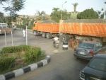 Opět typická dopravní situace