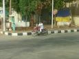 I motorky jsou tu k vidění