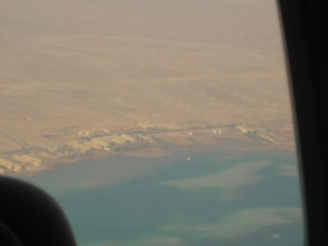 Naposledy pohled z letadle