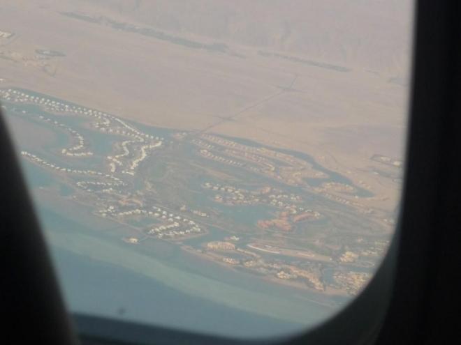 Egyptské pobřeží