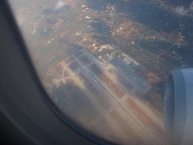 letiště Chania