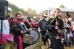 Správný název je: Tradiční rožmberský výlov rybníka Podroužek v Netolicích. Starou a ještě starší středověkou hudbu jste si mohli vyslechnout od skupiny Dei gratia z Tábora.
