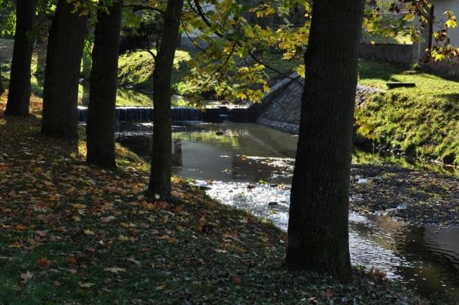 Netolický potok.