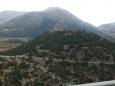 pevnost u vesničky Goni na planině Askifou