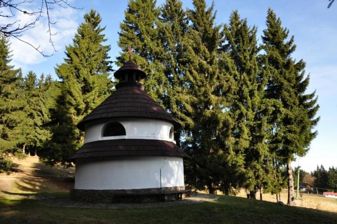 Rotunda-kaple sv. Antonína Paduánského.
