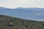 Velký Javor je nejvyšší horou celé Šumavy (1 456m).