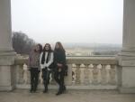Fotečka s Vídní v pozadí