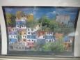 Malba domů Hundertwassera