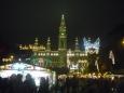 Vánoční radnice