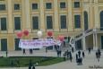 Balónkový protest (Katka Žejdlová)