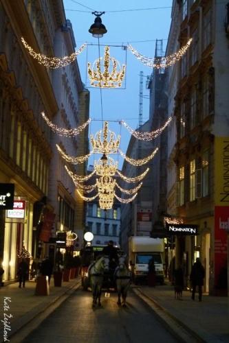 Vánoční ulice (Katka Žejdlová)