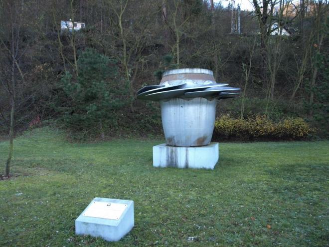 turbína ze Slap, po 40 letech provozu vypadá dobře, že?