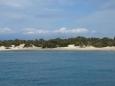 severní pobřeží, kde jsou písečné pláže