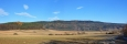 Pohled ke Skočickému Hradu.