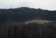 Svobodná hora od Blanice.