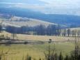 Pohled k Libějovickým Svobodným Horám.