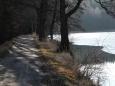 Stašovský rybník.