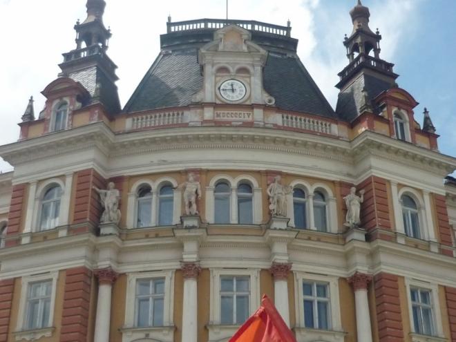 Budova Pošty
