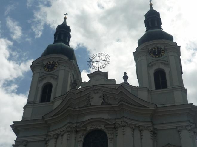 Opět kostel sv. Máří