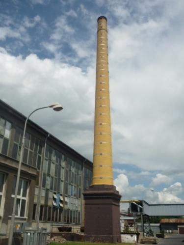 Sklárenský komín