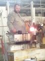 Pracovník skláren Moser