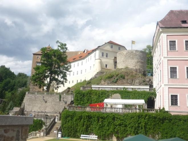 Hrad Bečov