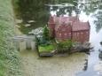 Miniatura zámku Červená Lhota