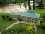 Miniatura zámku v Ratibořicích