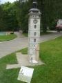 Miniatura Černé věže v Českých Budějovicích