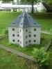Miniatura zámku Hvězdy