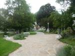 Park v Mariánských lázních