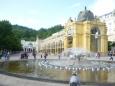 Kolonáda se Zpívající fontánou