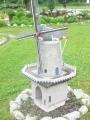 Mminiatura mlýnu v Nizozemsku