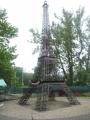 Miniatura  Eiffelovy věže v Paříži