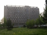 Hotel Hlubina v Ostravě (2007, Hana Šimková)