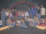 Společná fotka třídy 9. A (2007, Hana Šimková)