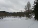 Krajina v údolí Malše